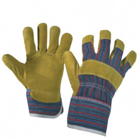 TERN Leather and textile gloves
