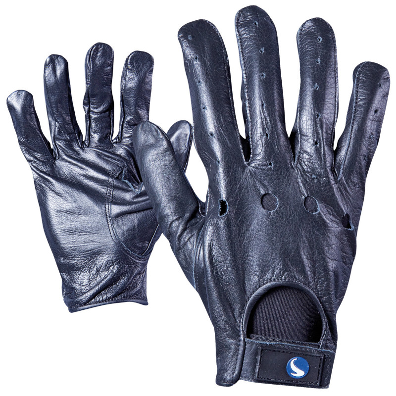 RALLY Driver leather gloves