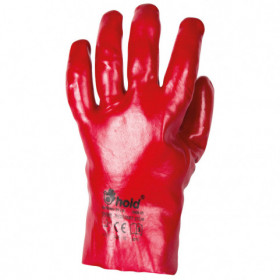 REDSTART PVC dipped gloves