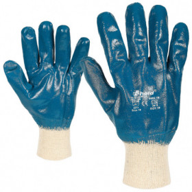 ROLLER Nitrile dipped gloves