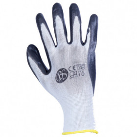 BS BABBLER ECO Nitrile dipped gloves