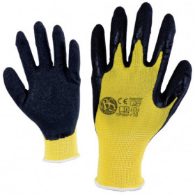 BS TOPGRIP-Y Latex dipped gloves