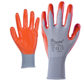 TWISTER Nitrile dipped gloves