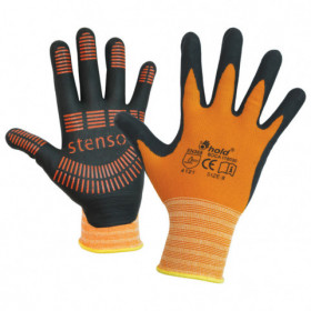 BOCA Nitrile dipped gloves