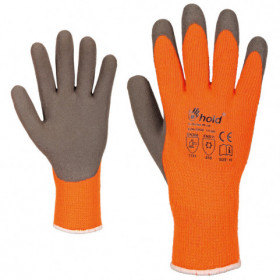 AVALANGE Winter gloves latex dipped