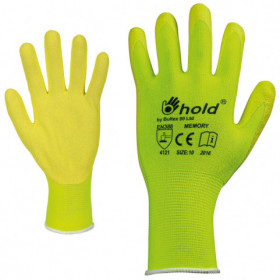 MEMORY Nitrile dipped gloves