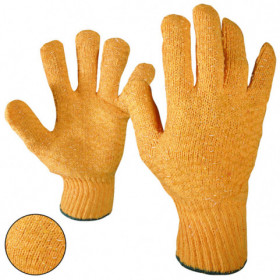 FALCON Knitted gloves 1