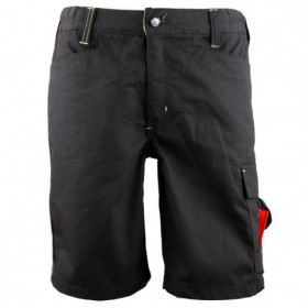 PRISMA BLACK Work shorts
