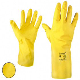 ECONOHANDS + Household gloves