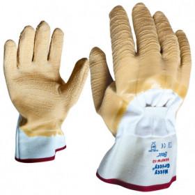SHOWA 66NFW NITTI GRITTY Latex dipped gloves 1
