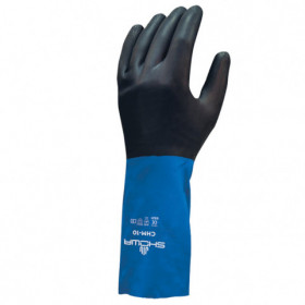 SHOWA CHEM MASTER Latex/neoprene gloves