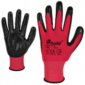 SOHO Nitrile dipped gloves