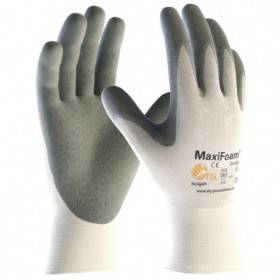 ATG MAXIFOAM Nitrile dipped gloves 1
