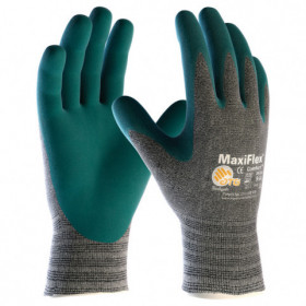 ATG MAXIFLEX COMFORT Nitrile dipped gloves