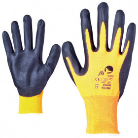 PORZANA HV Nitrile dipped gloves 1