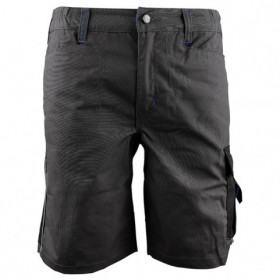 PRISMA DARK GREY Work shorts