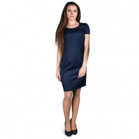 MELISA ROYAL BLUE Lady's dress