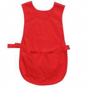 CHEFS S843 RED Apron