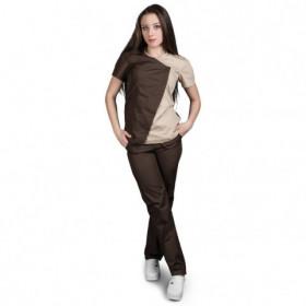 KASHA Lady's work pants 2