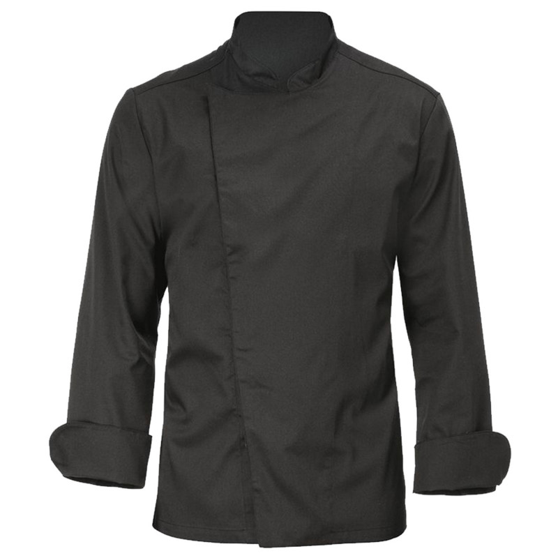 MIRKO BLACK Chef's tunic