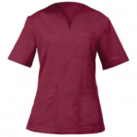 SIENA BORDEAUX Lady's medical tunic