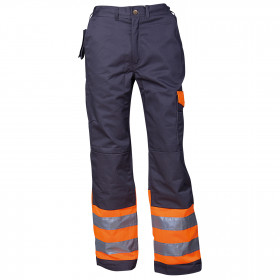 COLYTON ORANGE High visibility trousers 1