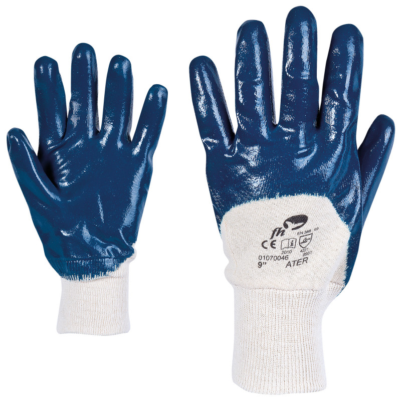 ATER FH Nitrile dipped gloves