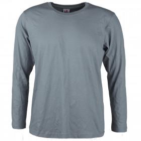 CLASSIC LS GREY Long sleeve t-shirt