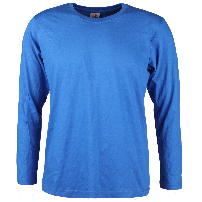 CLASSIC LS ROYAL BLUE Long sleeve t-shirt