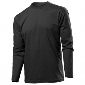 CLASSIC LS BLACK Long sleeve t-shirt