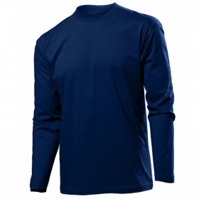 CLASSIC LS NAVY Long sleeve t-shirt