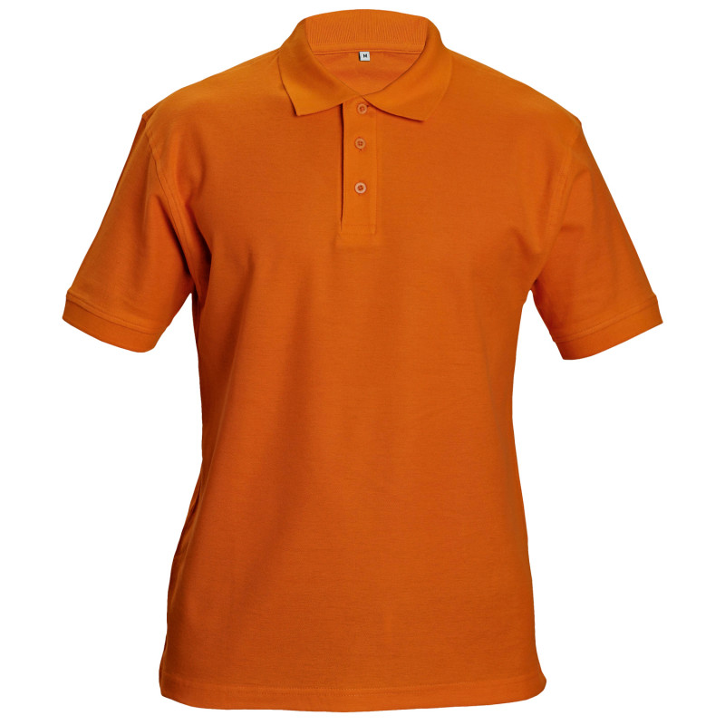 SIFAKA ORANGE Polo t-shirt