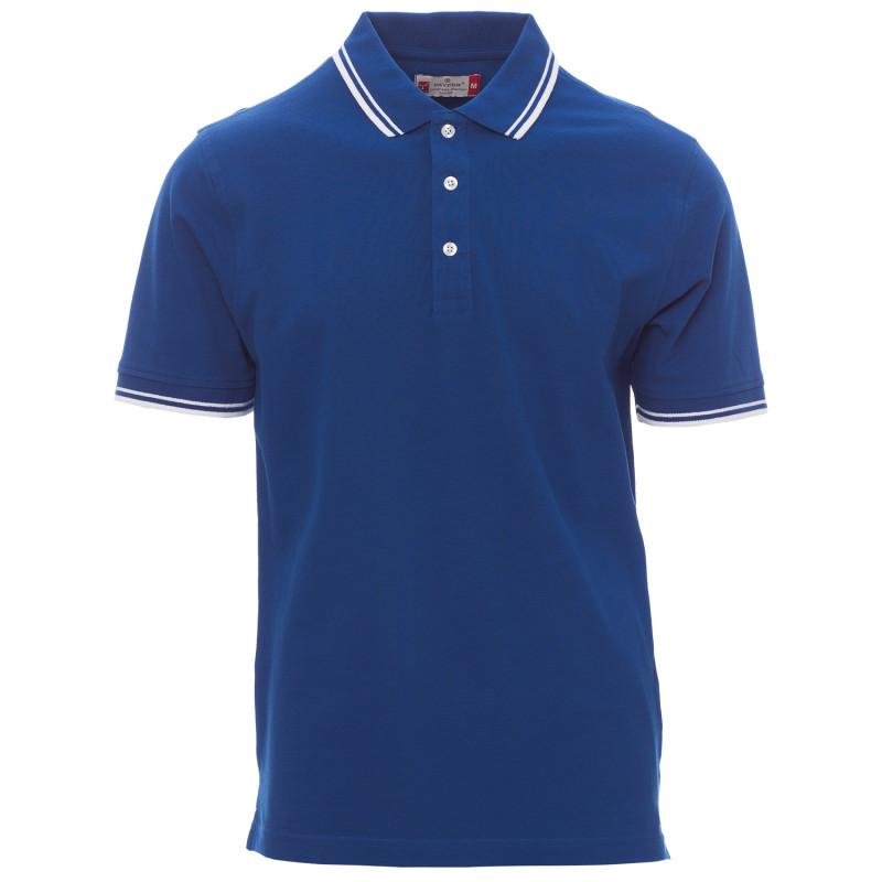 PAYPER SKIPPER ROYAL BLUE Polo t-shirt