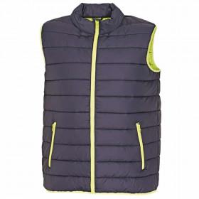 SPEEDY NAVY/GREENMеn's vest 1