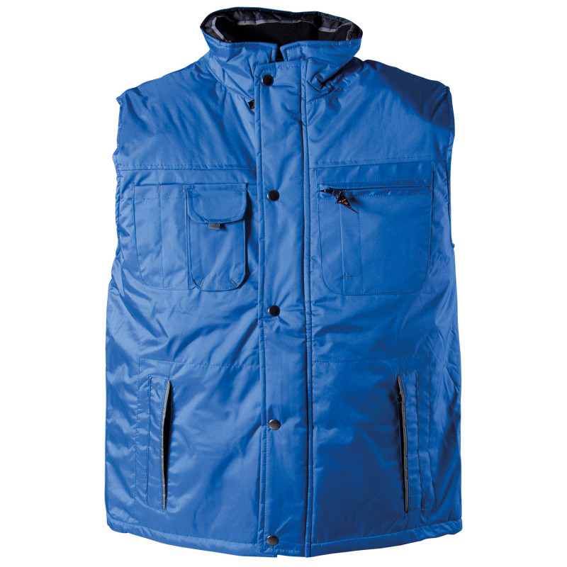 PRESTON ROYAL BLUE Work vest
