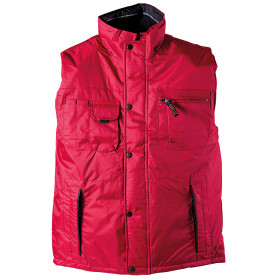 PRESTON RED Work vest