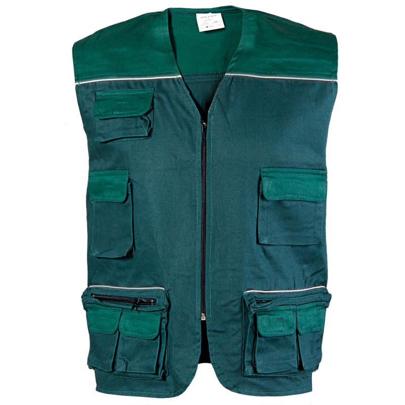 ASIMO GREEN Work vest