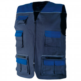 ASIMO BLUE Work vest 1