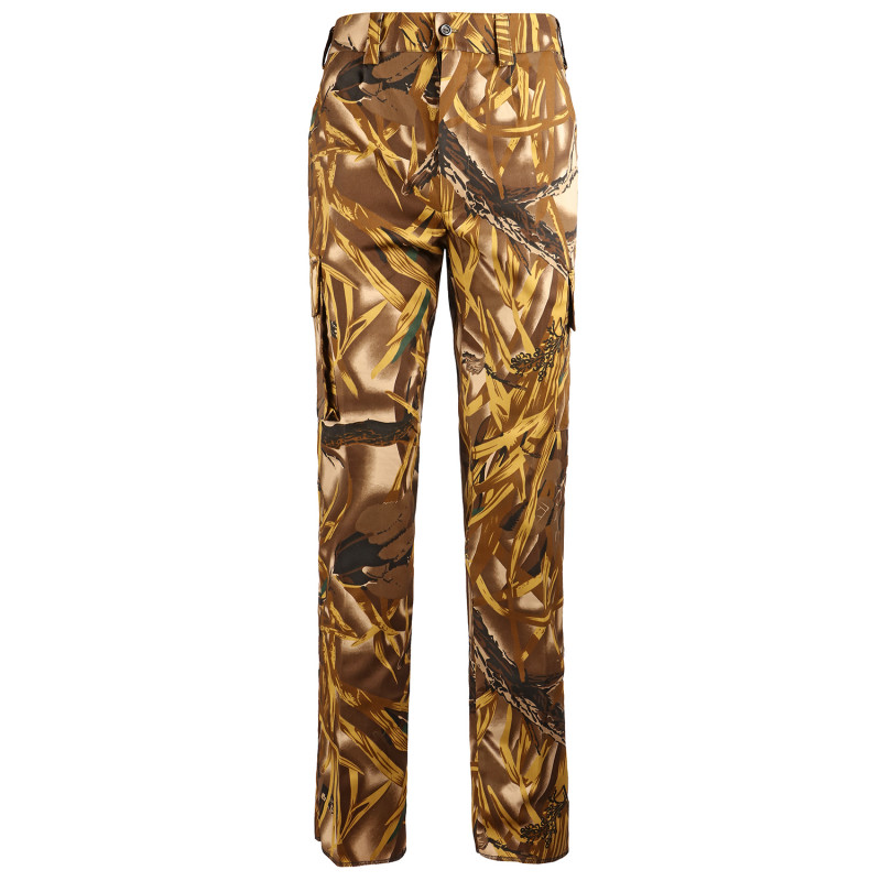 HUNTER D Camouflage trousers