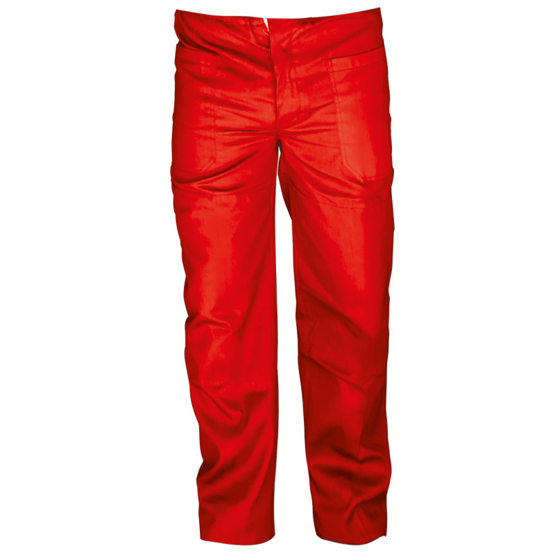 HADES-S RED Work trousers