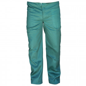 HADES-S GREEN Work trousers
