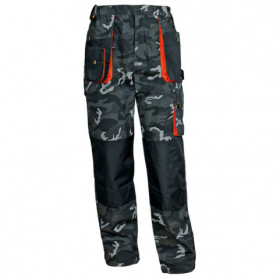 EMERTON CAMOUFLAGE Work trousers