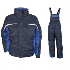 KASTOR BLUE Work set