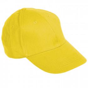 PEPY YELLOW Baseball cap