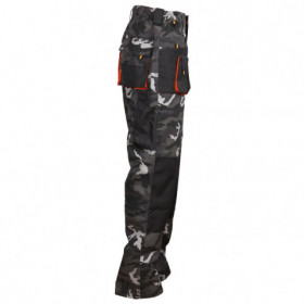 EMERTON CAMOUFLAGE Work trousers 3