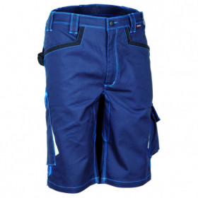 CORRIENTES NAVY BLUE Work shorts