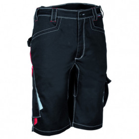 CORRIENTES BLACK Work shorts