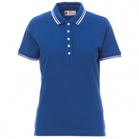 PAYPER SKIPPER ROYAL BLUE Lady's polo t-shirt