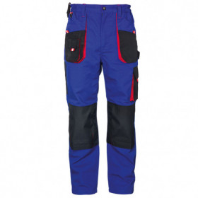 EMERTON ROYAL BLUE Work trousers