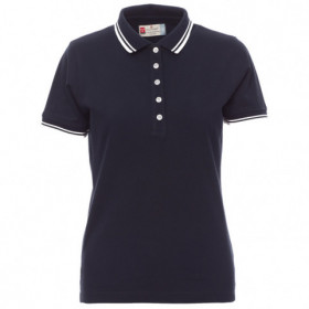PAYPER SKIPPER NAVY Lady's polo t-shirt